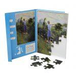 Puzzle 24 - Im Garten