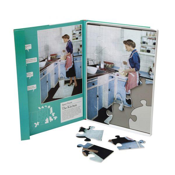 Puzzle 13 - In der Küche