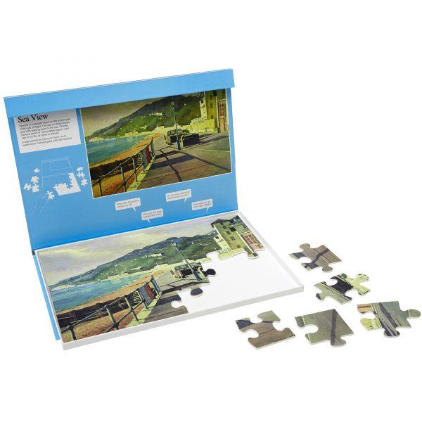 Puzzle 24 - Seeblick