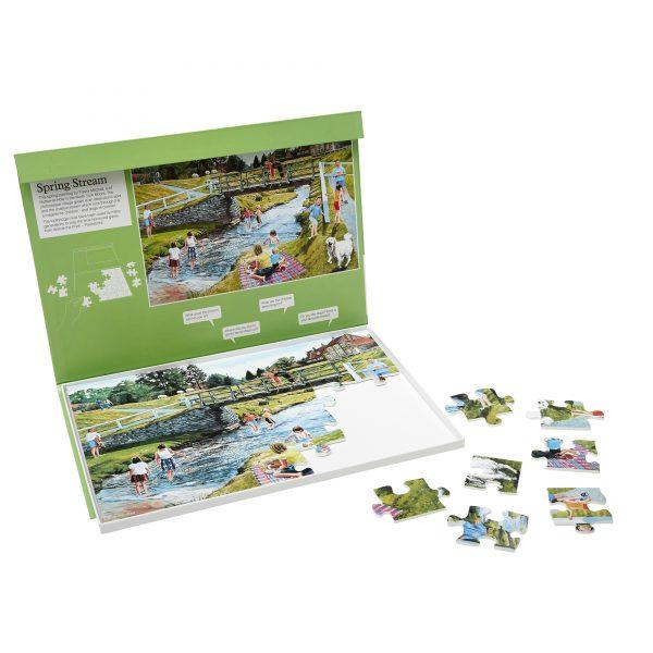 Puzzle 35 - Frühling
