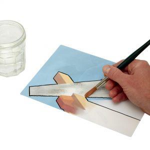 Aquapaint - Werkzeuge
