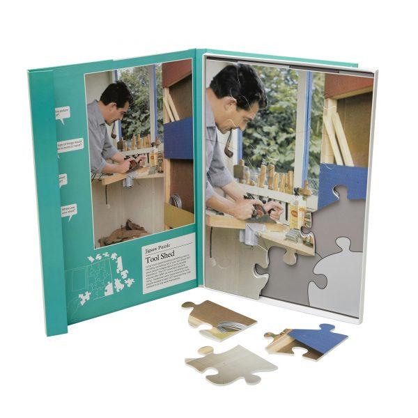 Puzzle 13 - Werkstatt