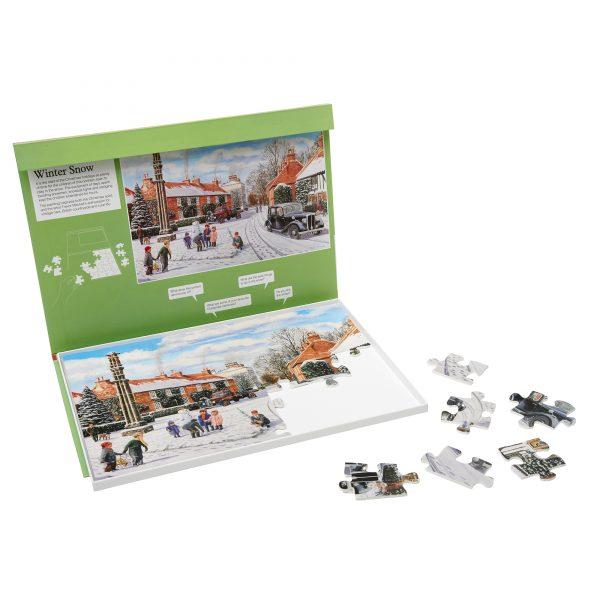Puzzle 35 - Winter