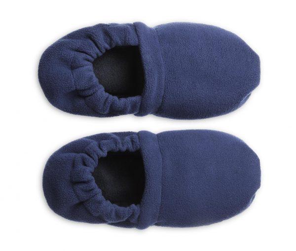 waermepantoffel-dunkelblau
